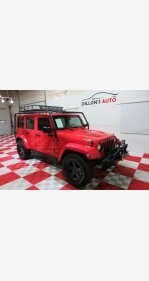 2015 Jeep Wrangler 4WD Unlimited Sahara for sale 101303313