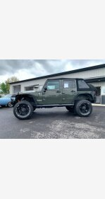 2015 Jeep Wrangler 4WD Unlimited Sport for sale 101318371