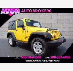 2015 Jeep Wrangler for sale 101352287