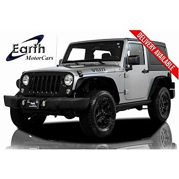 2015 Jeep Wrangler for sale 101366205