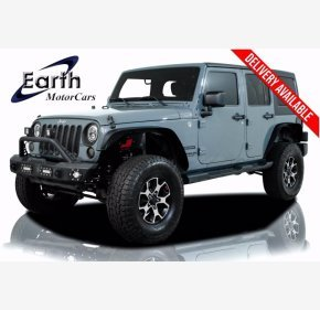 2015 Jeep Wrangler for sale 101380183
