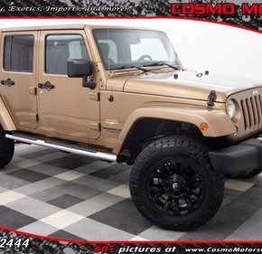 2015 Jeep Wrangler for sale 101380586