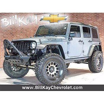 2015 Jeep Wrangler for sale 101383901