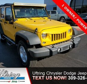 2015 Jeep Wrangler for sale 101392834