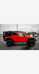 2015 Jeep Wrangler for sale 101395232