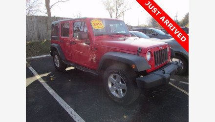 2015 Jeep Wrangler for sale 101400680