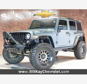 2015 Jeep Wrangler for sale 101415345