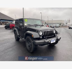 2015 Jeep Wrangler for sale 101430311