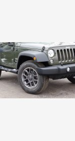 2015 Jeep Wrangler for sale 101433183