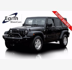 2015 Jeep Wrangler for sale 101437625