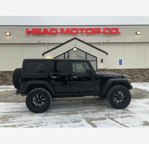 2015 Jeep Wrangler 4WD Unlimited Rubicon for sale 101449820