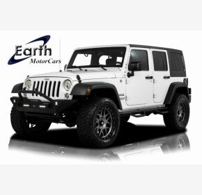 2015 Jeep Wrangler for sale 101450146
