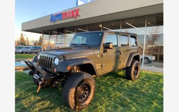 2015 Jeep Wrangler for sale 101470093