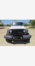 2015 Jeep Wrangler for sale 101484632