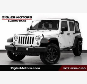 2015 Jeep Wrangler for sale 101493876