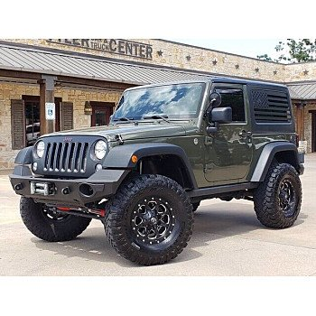 2015 Jeep Wrangler for sale 101539679