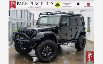 2015 Jeep Wrangler for sale 101633628