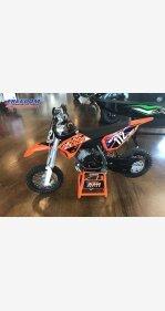 2015 KTM 50SX for sale 200934489