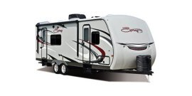 2015 KZ Spree 322RES specifications