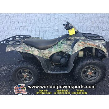 2015 Kawasaki Brute Force 750 for sale 200636981