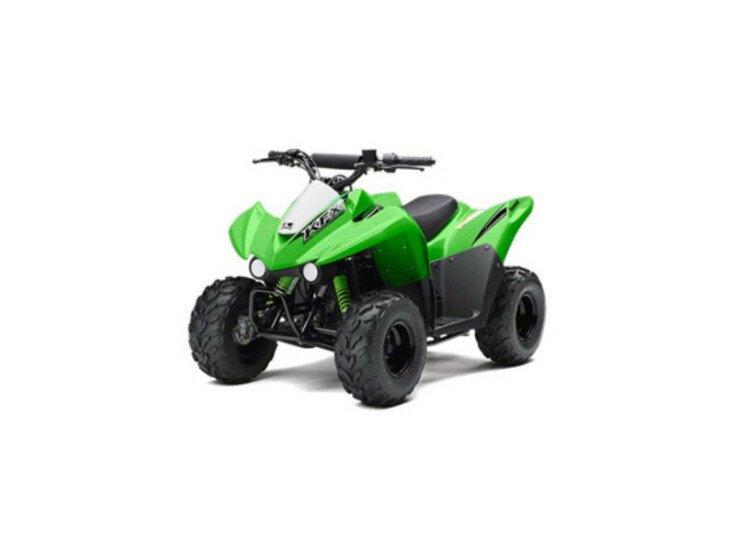 2015 Kawasaki KFX80 50 specifications