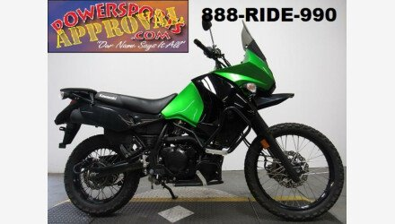 2015 Kawasaki KLR650 for sale 200619826