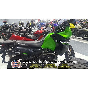 2015 Kawasaki KLR650 for sale 200736958