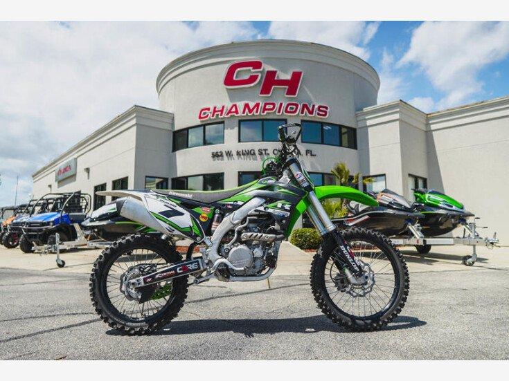 Kawasaki kx 450 f Dream t Dirtbikes Dirt biking and