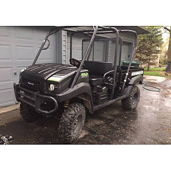 2015 Kawasaki Mule 4010 for sale 200589232