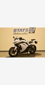 2015 Kawasaki Ninja 300 for sale 200685477