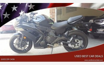 2015 Kawasaki Ninja 650 for sale 200451398