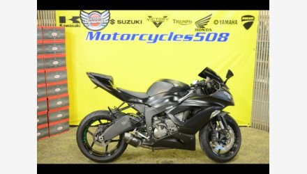 2015 Kawasaki Ninja ZX-6R for sale 200665365