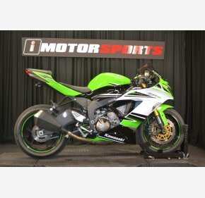 2015 Kawasaki Ninja ZX-6R for sale 200674587