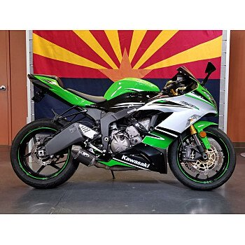 2015 Kawasaki Ninja ZX-6R for sale 200759179