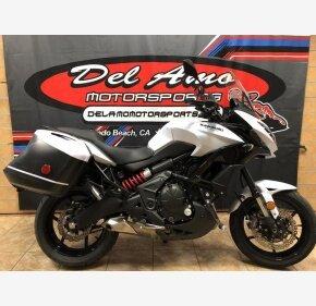 2015 Kawasaki Versys for sale 200713467