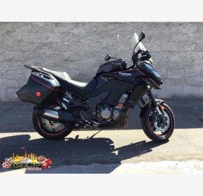2015 Kawasaki Versys for sale 200780245