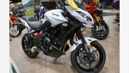 2015 Kawasaki Versys for sale 200805989