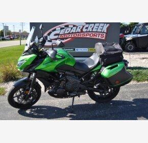 2015 Kawasaki Versys for sale 200810287