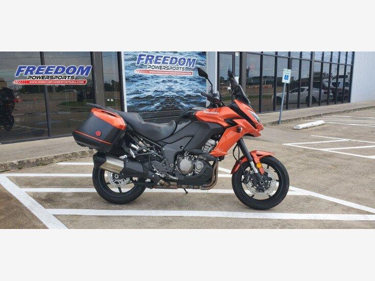 2015 Kawasaki Versys for sale 201075217