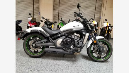 2015 Kawasaki Vulcan 650 for sale 200701654