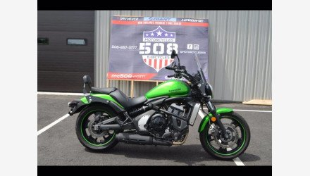 2015 Kawasaki Vulcan 650 for sale 200947997