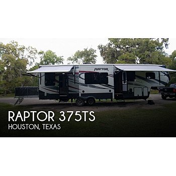 2015 Keystone Raptor for sale 300253977