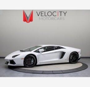 2015 Lamborghini Aventador LP 700-4 Coupe for sale 101203223