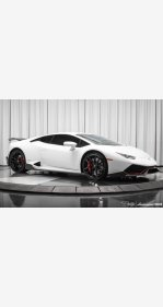2015 Lamborghini Huracan LP 610-4 Coupe for sale 101080301