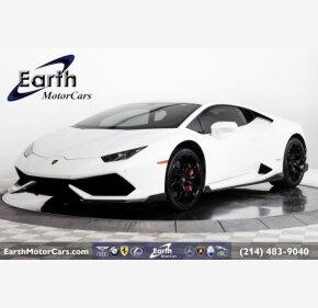 2015 Lamborghini Huracan LP 610-4 Coupe for sale 101203507