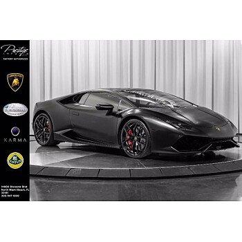 2015 Lamborghini Huracan LP 610-4 Coupe for sale 101386754
