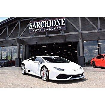 2015 Lamborghini Huracan for sale 101510334