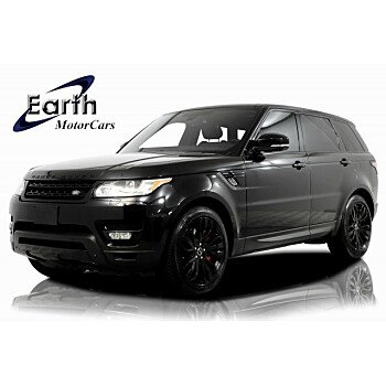 2015 Land Rover Range Rover Sport Supercharged for sale 101275497