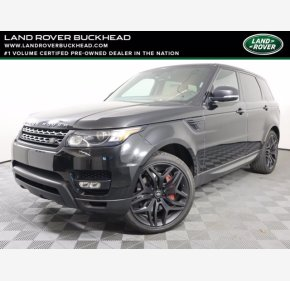 2015 Land Rover Range Rover Sport for sale 101461925