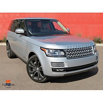 2015 Land Rover Range Rover for sale 101479902
